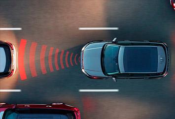 Адаптивный круиз-контроль (AAC) Range Rover и Range Rover Sport (13-17MY)