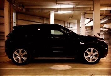 Range Rover Evoque чип-тюнинг 215 лс 480 нм