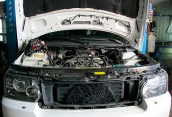 Ремонт двигателя Range Rover 2012 года 5,0 литра Supercharged